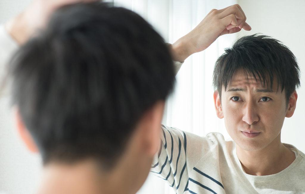 脱毛原因と知るべき非遺伝的要因